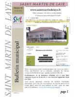 Bulletin n°91 – avril 2016