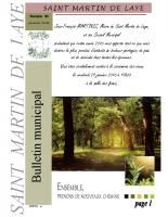 Bulletin n°90 – janvier 2016