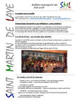 Bulletin n°96 – Juin 2018